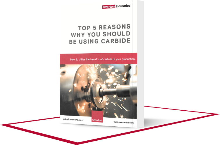The Top 5 Reasons Why You Should Be Using Carbide