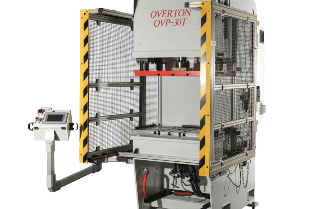 Vertical Hydraulic Press Machine Flyer